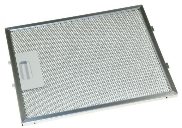 Filtr przeciwtłuszczowy kasetowy 21.5x26.8cm do okapu Whirlpool 481248048083,1