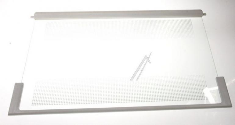 Półka szklana z ramkami do komory chłodziarki do lodówki Liebherr szklana 929303700,0