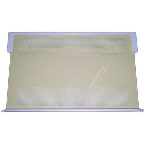 Półka szklana z ramkami do komory chłodziarki do lodówki Liebherr szklana 929303700,1