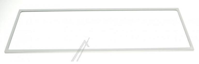 Mała półka (1/2) szklana bez ramki do lodówki Bosch 00359009,0