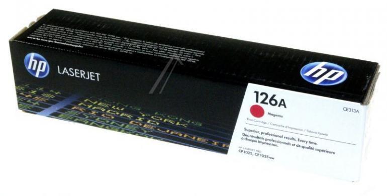 Toner magenta do drukarki Hewlettpackard CE313A,0