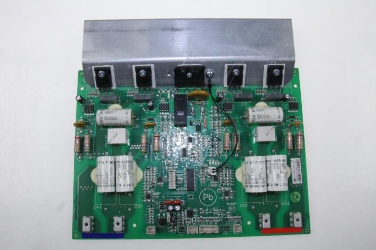 Moduł zasilania induktora do płyty indukcyjnej Beko 162000210,0