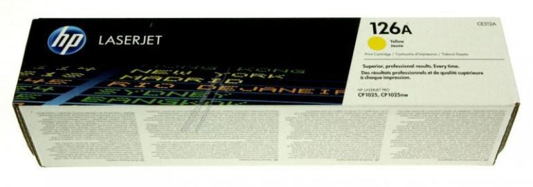 Toner żółty do drukarki Hewlettpackard CE312A,0