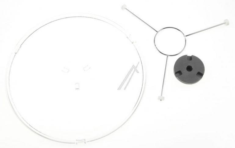 Talerz szklany 30cm do mikrofalówki Brandt 74X7599,1