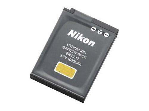 Akumulator 3.7V 1050mAh do kamery Nikon EN-EL12 VFB10401,0