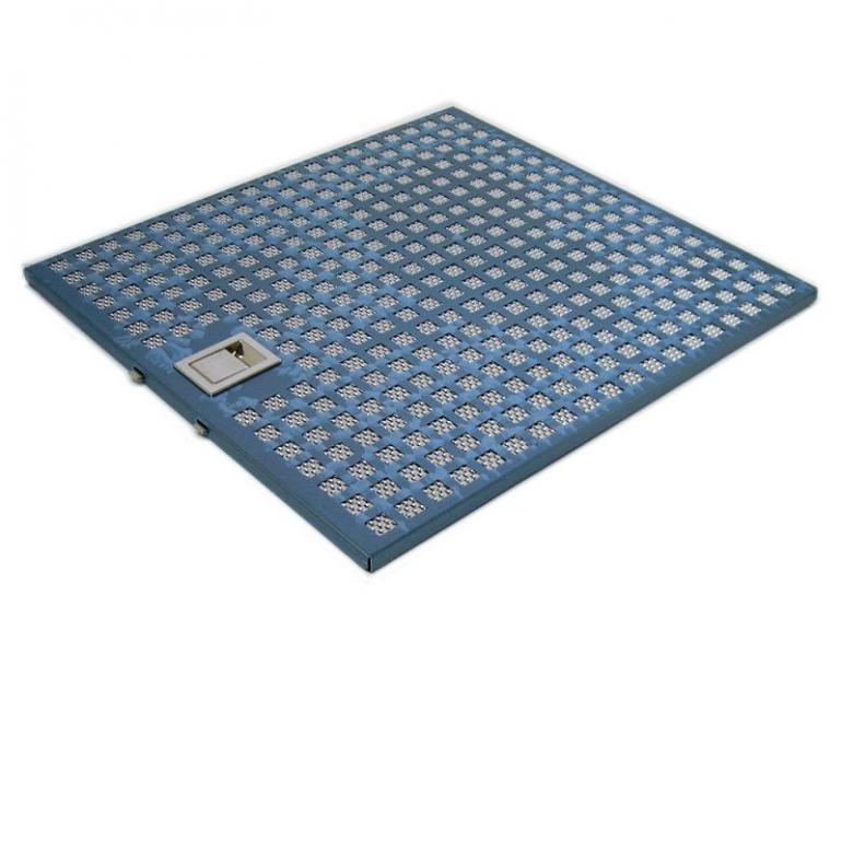 Filtr przeciwtłuszczowy metalowy (aluminiowy) do okapu FALMEC 101080126,0