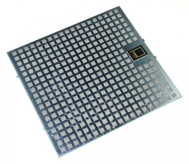 Filtr przeciwtłuszczowy metalowy (aluminiowy) do okapu FALMEC 101080126,1