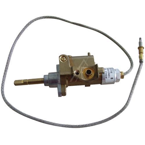 Zawór gazu palnika do kuchenki EFS 615007580,0