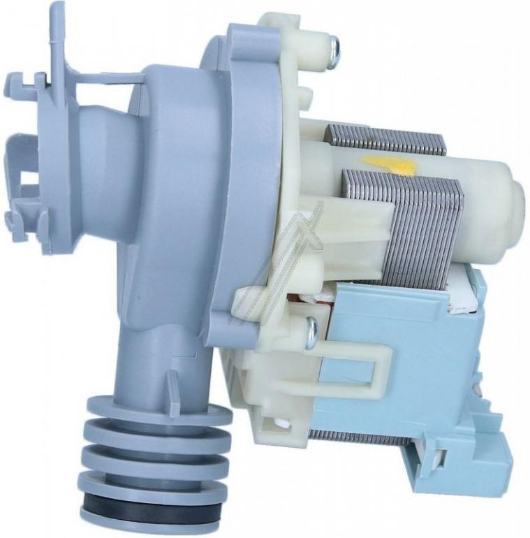 Pompa odpływowa kompletna (silnik + obudowa) do pralki Haier 49053754,1