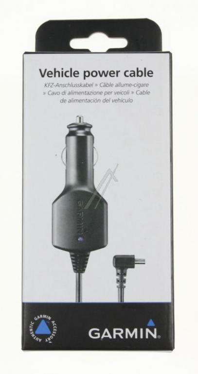Ładowarka samochodowa z kablem do smartfona Garmin 0101183800,0