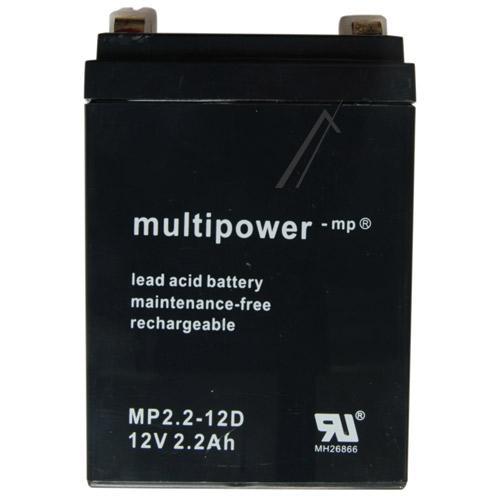 Akumulator UPS CT2612 Multipower,0