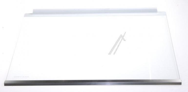 Półka szklana z ramkami do komory chłodziarki do lodówki AEG 2651041077,0