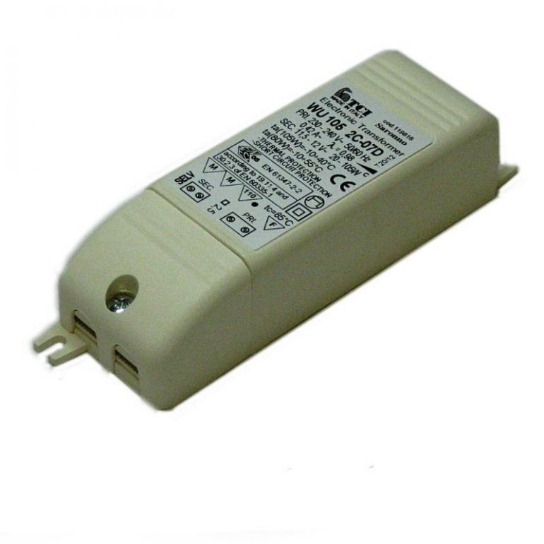 105020126 TRANSFORMATOR ELEKTRONISCH. 105 W. 220 V FALMEC,0