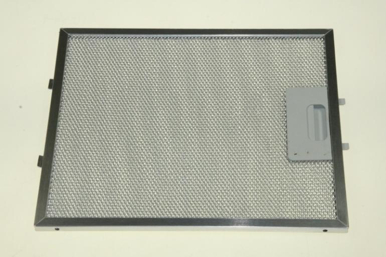 Filtr przeciwtłuszczowy kasetowy 28x23cm do okapu AEG 4055101671,0