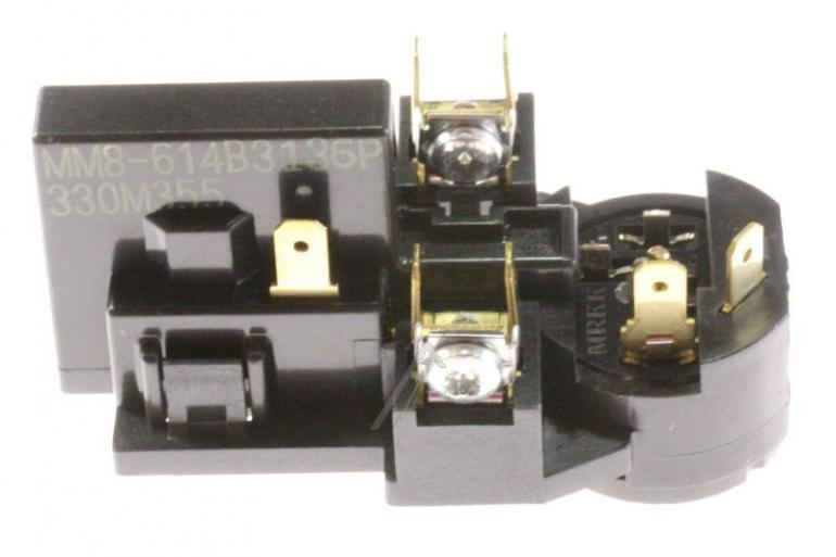 Starter sprężarki do lodówki Bosch 00187351,0