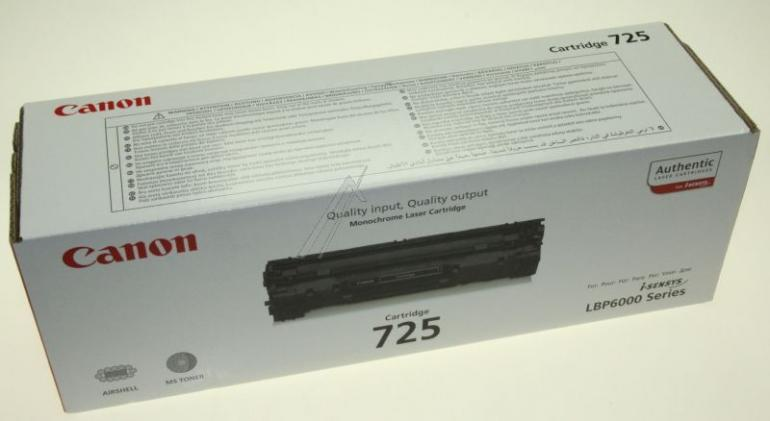 Toner czarny do drukarki Canon 3484B002,0
