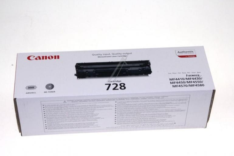 Toner czarny do drukarki Canon 3500B002,0