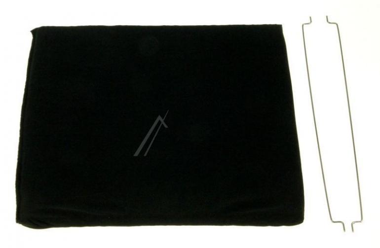 Filtr węglowy prostokątny 480122102384 do okapu Whirlpool 29x28.5cm,0