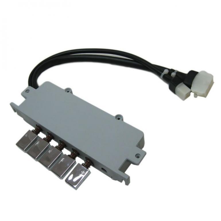 Płytka przycisków do okapu FALMEC 105080292,1