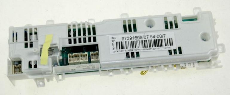 Moduł elektroniczny zaprogramowany do suszarki Electrolux 973916096754007,0