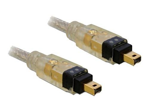 Kabel FireWire 4pin 1m,0