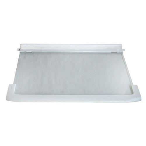 Półka szklana z ramkami do komory chłodziarki do lodówki Brandt 45X9611,0