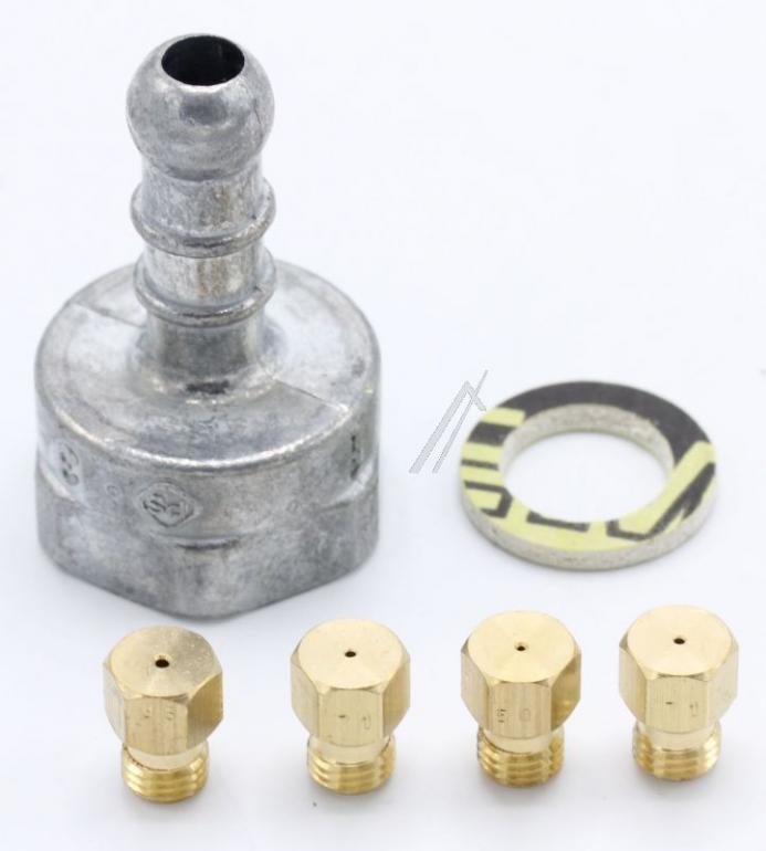 Dysze propan-butan do kuchenki Electrolux 3428195451,1