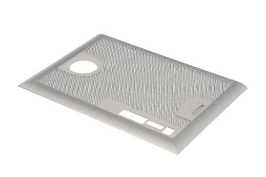 Filtr przeciwtłuszczowy kasetowy 38x26.5cm do okapu Siemens 00365480,1