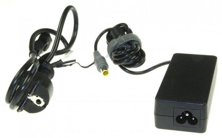 Ładowarka z kablem zasilającym do laptopa Lenovo 40Y7696,0