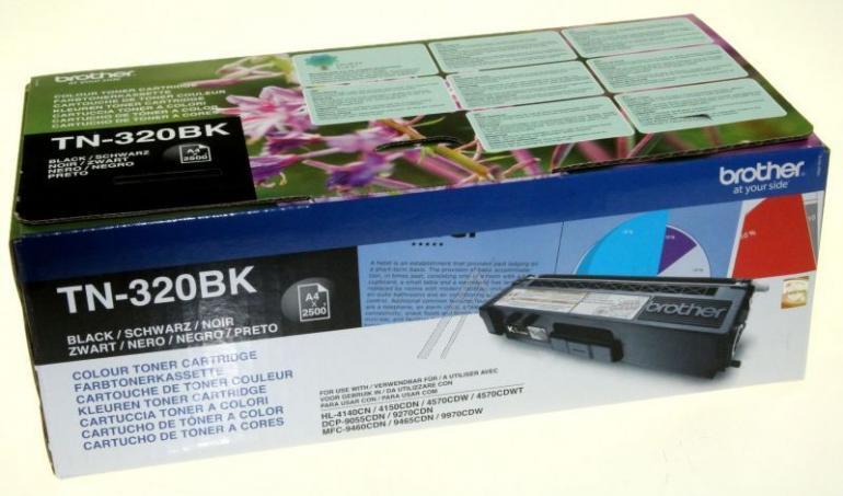 Toner czarny do drukarki BROTHER TN320BK,0