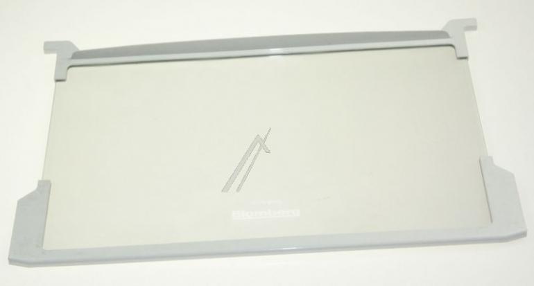 Półka szklana nad pojemnikiem na warzywa do lodówki Blomberg 4331656100,0