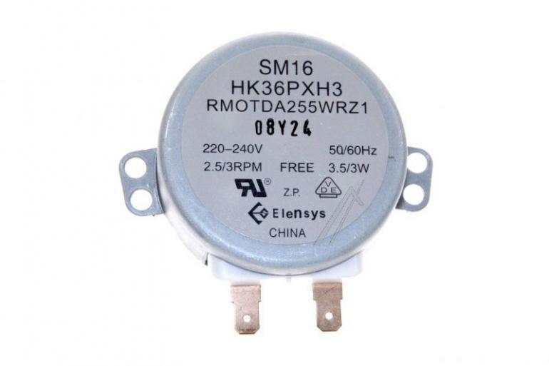 Silnik napędowy talerza do mikrofalówki AEG 4055104931,0