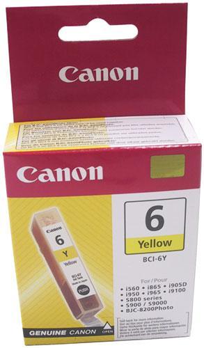 Tusz żółty do drukarki Canon 4708A002,0