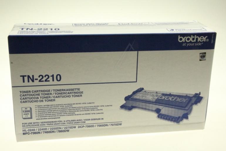 Toner czarny do drukarki BROTHER TN2210,0