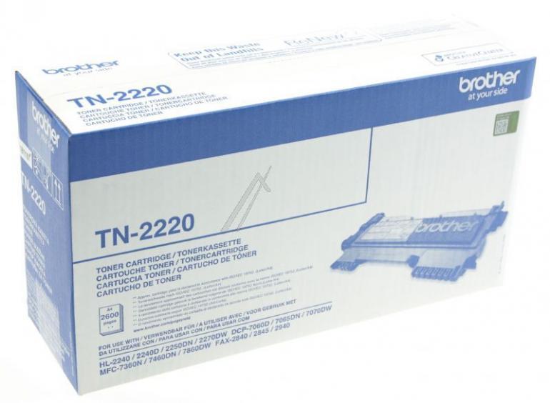 Toner czarny do drukarki BROTHER TN2220,0