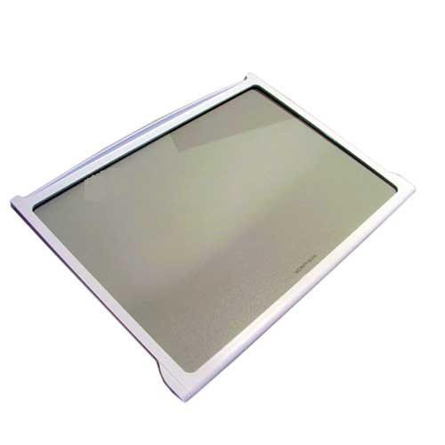 Półka szklana z ramkami do komory chłodziarki do lodówki Fagor szklana 43X0708,0