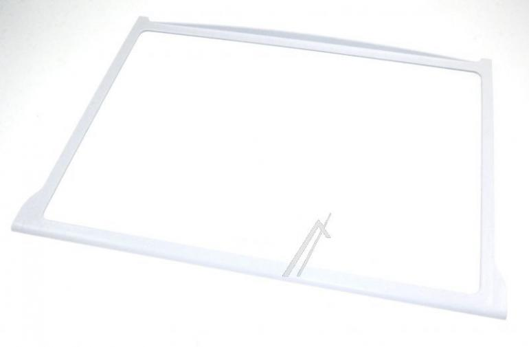 Półka szklana z ramkami do komory chłodziarki do lodówki Fagor szklana 43X0708,1