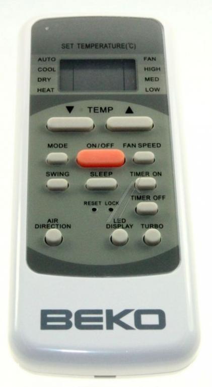 Pilot oryginalny do klimatyzacji Beko 9196030305,0