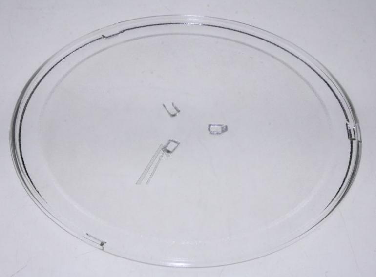 Talerz szklany 30cm do mikrofalówki Brandt 74X7591,0