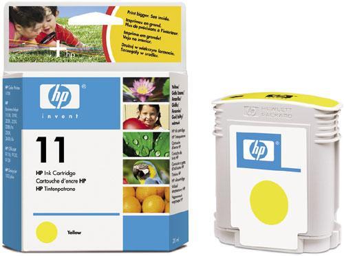 Tusz żółty do drukarki HP C4838AE,0