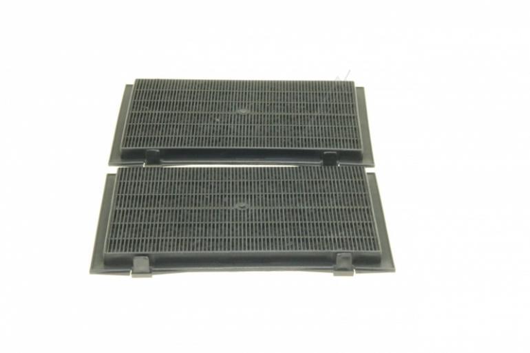 Filtr węglowy prostokątny 24236 do okapu Pelgrim 12.8x16.4cm,0
