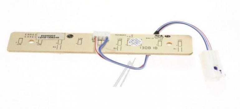 Płytka LED do lodówki LG EBR62255203,1