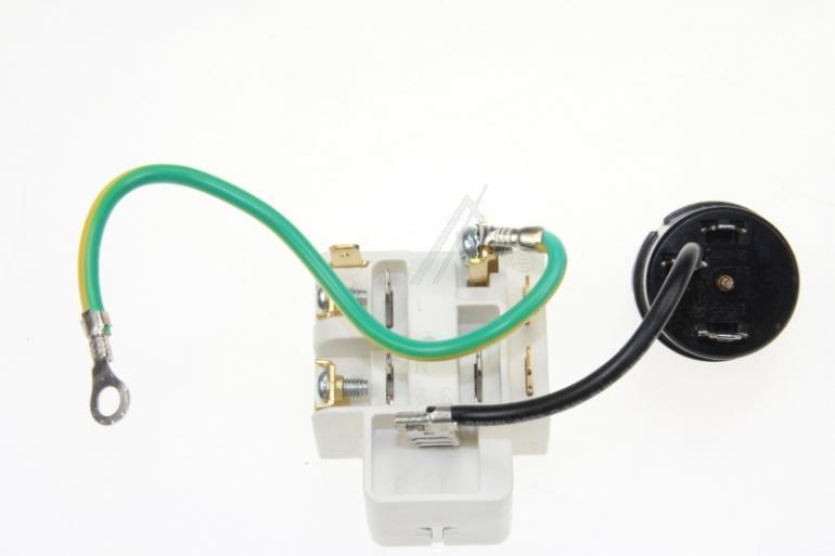 Zabezpieczenie przeciążeniowe sprężarki do lodówki Vestel 32013650,0