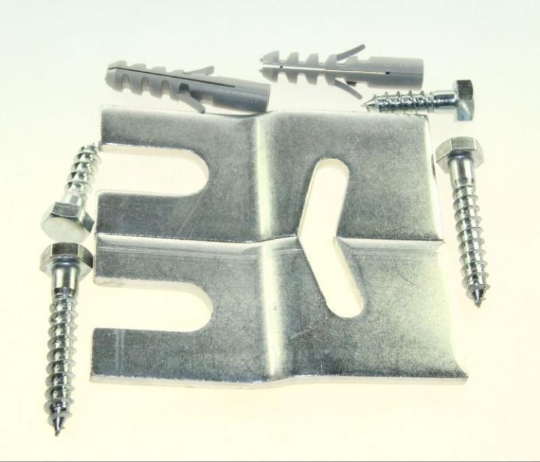 Uchwyt stabilizujący stopkę do pralki Bosch WMZ2200 00493529,0