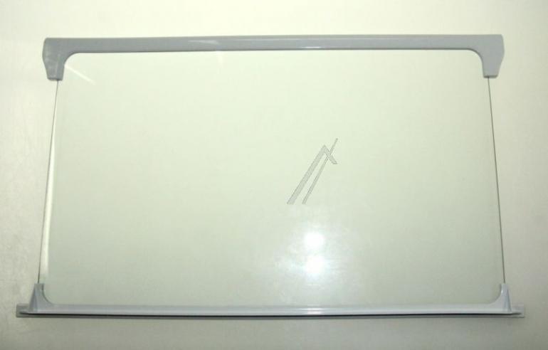 Półka szklana z ramkami do komory chłodziarki do lodówki Beko 4616140700,0