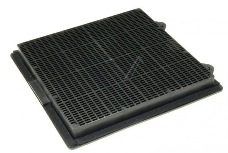 Filtr węglowy prostokątny 50279032002 do okapu Electrolux 260x245mm,0