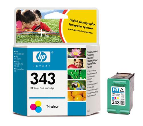 Tusz kolorowy do drukarki HP C8766EE,0
