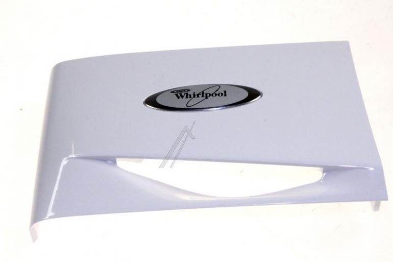 Front szuflady na proszek do pralki Whirlpool 481249878629,0
