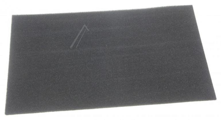 Filtr węglowy prostokątny bez obudowy do okapu Rosieres 481281718355,2