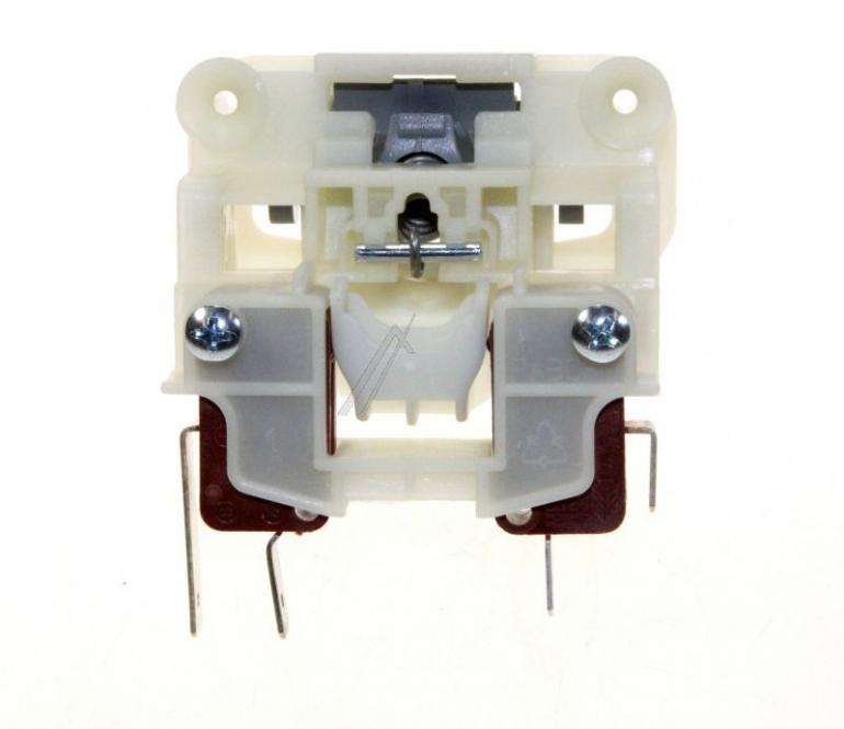 Zamek elektromagnetyczny drzwi z włącznikiem do zmywarki Whirlpool 481290508789,0